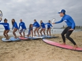 Learning to Surf at North Cronulla