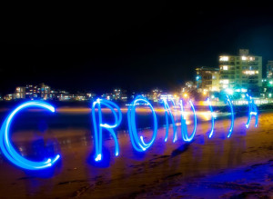Cronulla-night